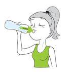 Ciesz się przefiltrowaną wodą dzięki butelce filtrującej Dafi
