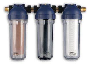 3-elementowy zestaw filtrujący do wody pitnej Dafi