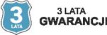 3 lata gwarancji ogrzewacza wody Dafi