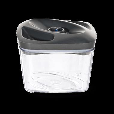 Grafitowy pojemnik próżniowy do przechowywania żywności o pojemności 0,5 l