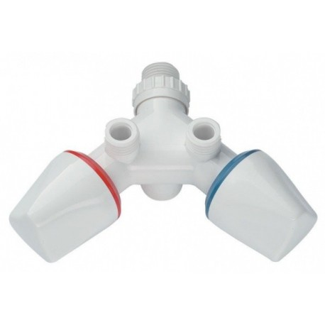 Bateria Dafi bez wylewki – kolor biały