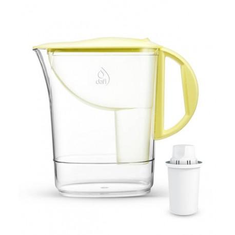 ATRI 2,4 l Classic Manual żółty dzbanek filtrujący Dafi