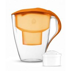 ASTRA 3 l Unimax Manual pomarańczowy dzbanek filtrujący Dafi
