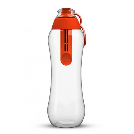 Butelka filtrująca Dafi z filtrem makowa
