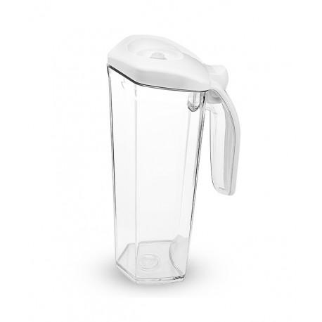 Biały 1 l dzbanek próżniowy Dafi Vacuum