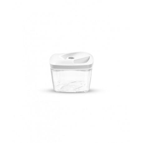 Biały 0,5 l pojemnik próżniowy Dafi Vacuum