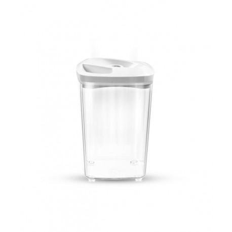 Biały 1,3 l pojemnik próżniowy Dafi Vacuum