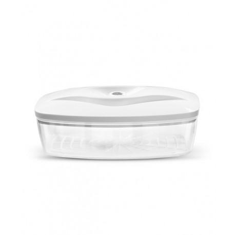 Biały 1,5 l pojemnik próżniowy Dafi Vacuum