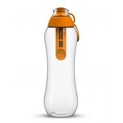 Butelka filtrująca Dafi z filtrem pomarańczowa