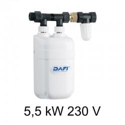 Ogrzewacz wody DAFI 5,5 kW 230 V z przyłączem