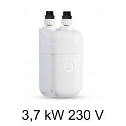 Ogrzewacz wody DAFI 3,7 kW 230 V - termoelement z nyplami